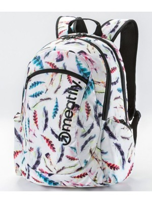 Batoh Meatfly Purity feather print 26l