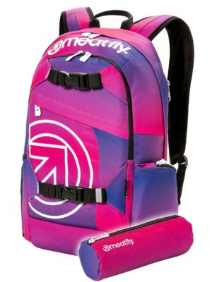 Batoh Meatfly Basejumper gradient magenta 20l