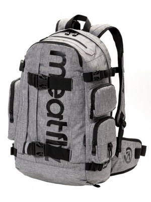 Batoh Meatfly Wanderer 4 heather grey 28l
