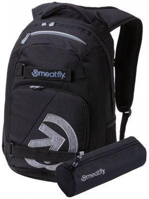 Batoh Meatfly Exile 4 black heather grey 22l
