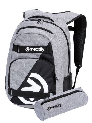 Batoh Meatfly Exile 5 heather grey 24l