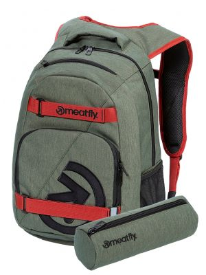 Batoh Meatfly Exile 5 Heather Olive 24l