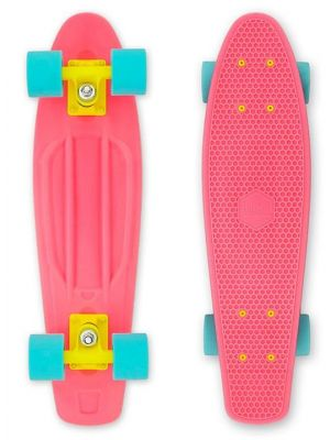 Skateboard Baby Miller Ice Lolly strawberry pink