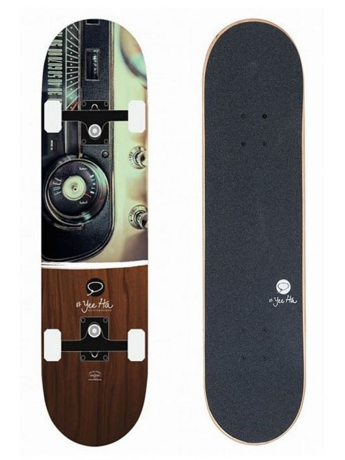 Skateboard komplet Miller Yee Ha Fairline 7.75