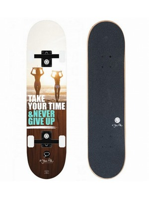 Skateboard komplet Miller Yee Ha Sunset 7.75