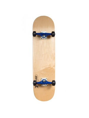 Skateboard Mini Logo Small Bomb Deck 181 Natural - 8.5
