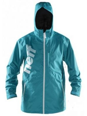 Pánská bunda Neff  Daily Jacket teal