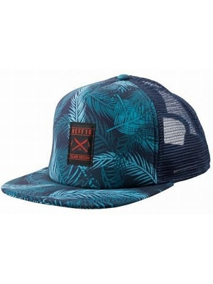 Kšiltovka Neff Bang Deco Trucker blue