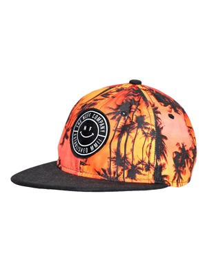 Kšiltovka Neff Trucker orange