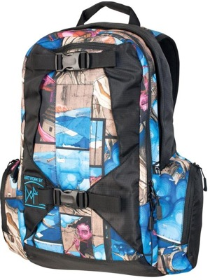 Batoh Nitro Zoom dome one graffiti 29l