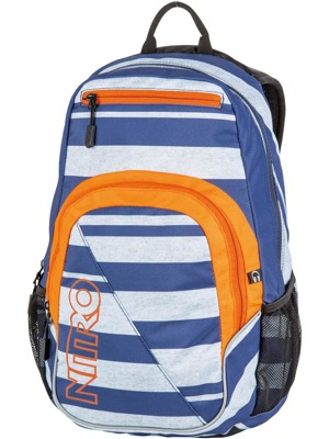 Batoh Nitro Lection heather stripes 24l