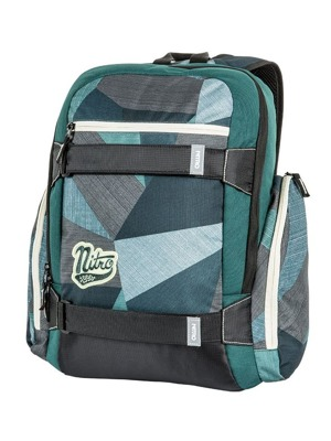 Batoh Nitro Local fragments green 27l