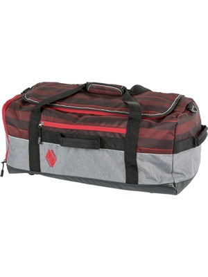 Taška Nitro Team duffle red stripes
