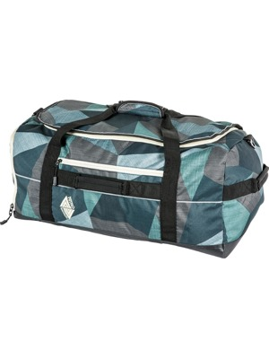 Taška Nitro Team duffle fragments green