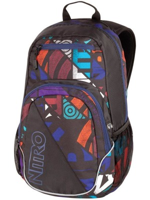 Batoh Nitro Lection gridlock 24L