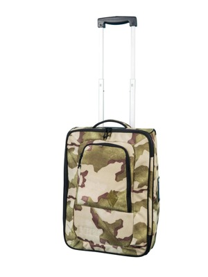 Taška Nitro Team carry on bag camo