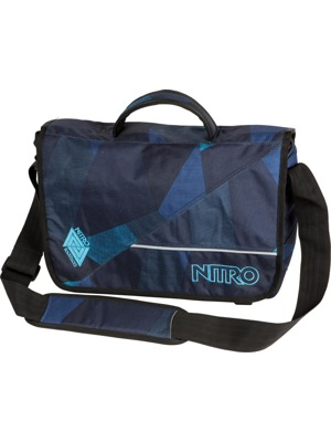Taška Nitro Evidence bag fragments blue