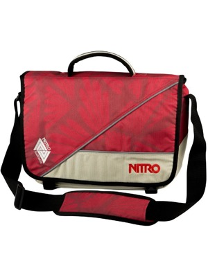 Taška Nitro Evidence bag sunset feather