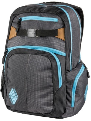 Batoh Nitro Hero blur - blue trims 37l