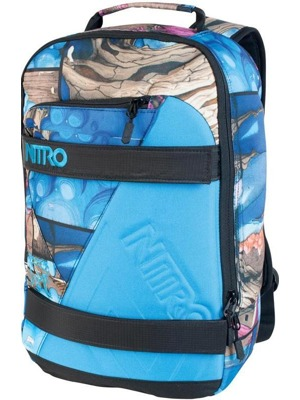 Batoh Nitro Axis dome one graffiti 27l