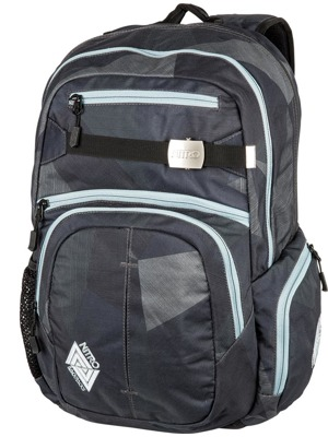 Batoh Nitro Hero fragments black 37l