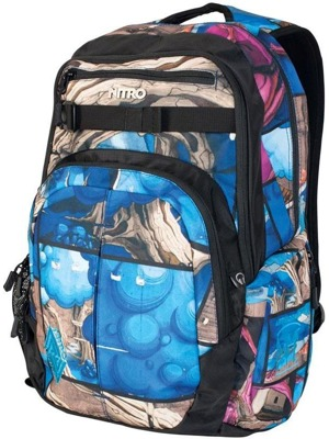 Batoh  Chase dome one graffiti 35L