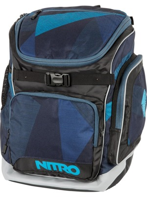 Batoh Nitro Bandit fragments blue