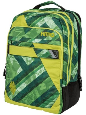 Batoh Nitro Lock wicked green 37l
