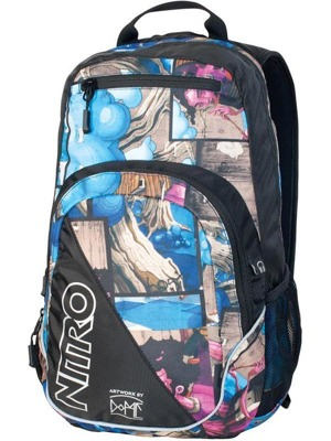 Batoh Nitro Lection dome one graffiti 24l