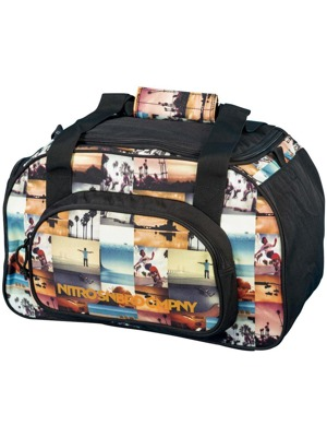 Taška Nitro Duffle bag xs california