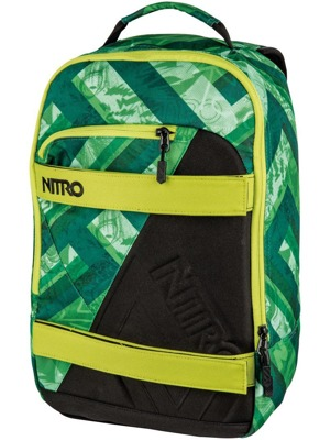 Batoh Nitro Axis wicked green 27l