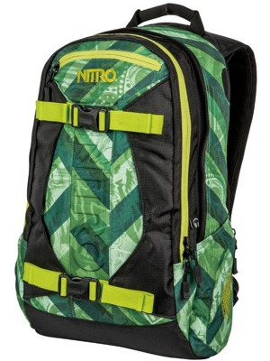 Batoh Nitro Team wicked green
