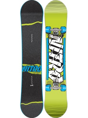Snowboard Nitro Ripper Youth 15/16