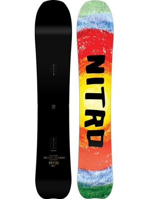 Snowboard Nitro The Quiver Mountain 15/16
