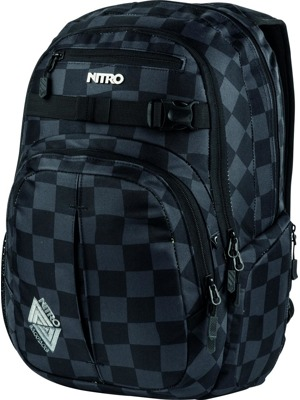 Batoh Nitro Hero checker 37l