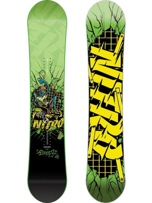 Snowboard Nitro Ripper Youth 16/17