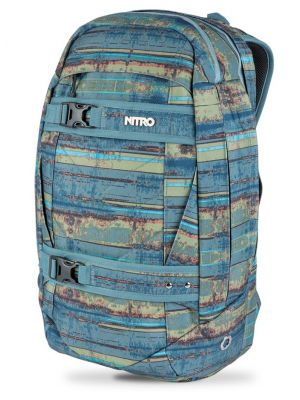 Batoh Nitro Aerial frequency blue 27l