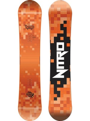 Snowboard Nitro Ripper Youth 18/19