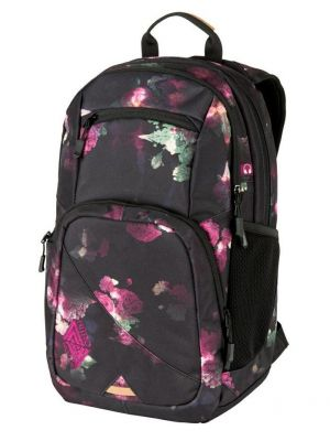 Batoh Nitro Stash black rose 24l