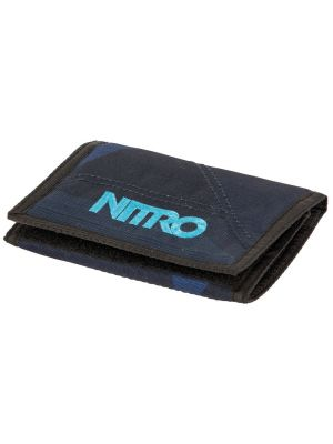 Peněženka Nitro Wallet fragments blue
