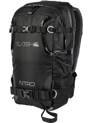 Batoh Nitro Slash jet black 25l