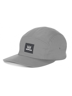 Kšiltovka Nomad Crown 5 panel grey