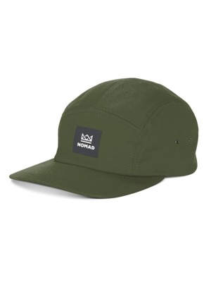Kšiltovka Nomad Crown 5 panel olive
