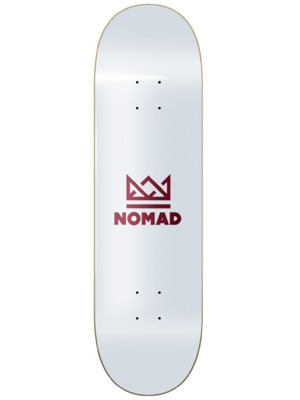 Skate deska Nomad Crown burgundy HIGH