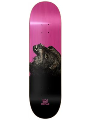 Skate deska Nomad The Wolf pink HIGH