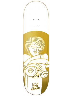 Skate deska Nomad Boobies Yellow MEDIUM