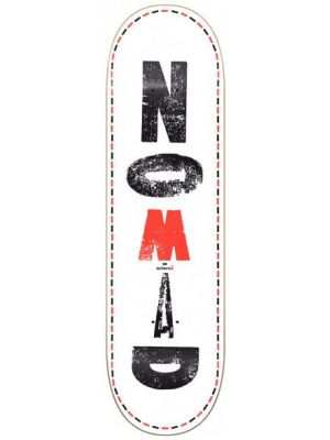 Skate deska Nomad Typography Series Crafted Logo MEDIUM