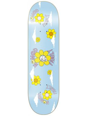 Skate deska Nomad Doomsday Rainbow De La Flower MEDIUM