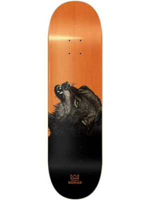 Skate deska Nomad The Wolf orange HIGH