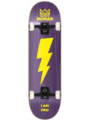 Skateboard Nomad Thunder purple